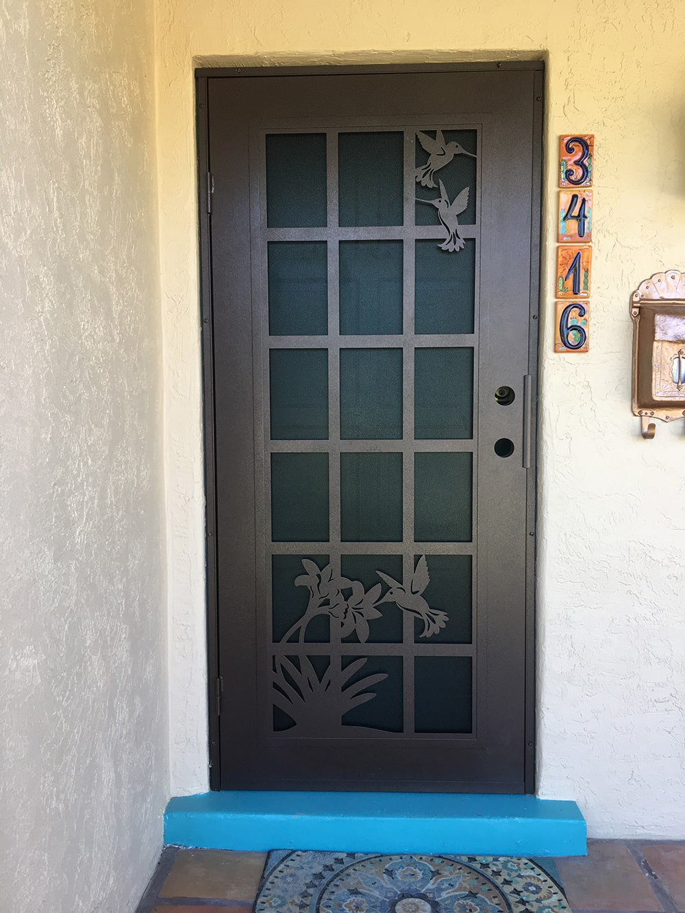 Titan premium door installation 2