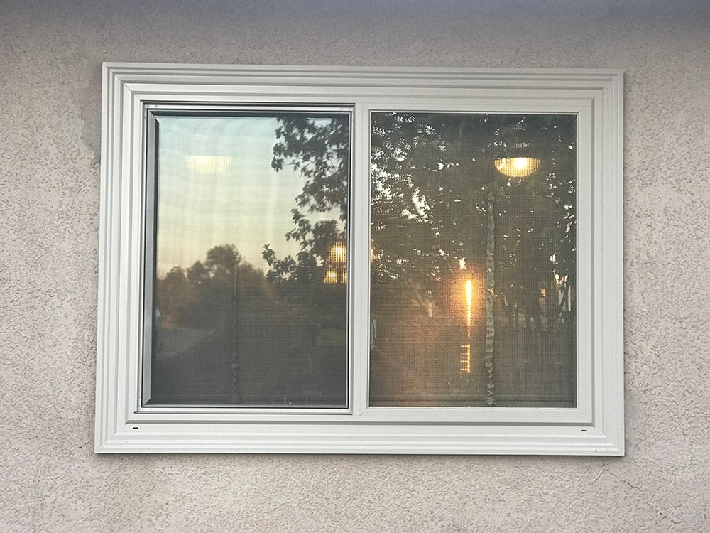 image of sliding windows install from southwest windows & doors
